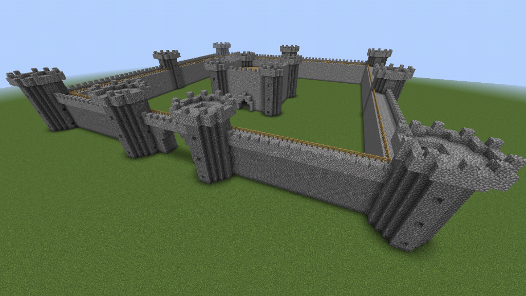 Tim Philip Williams Generating Castles For Minecraft Using Haskell