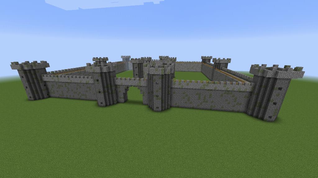Tim Philip Williams Generating Castles For Minecraft